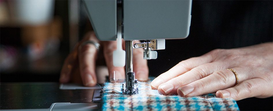 Sewing Hands at The Stitch Society