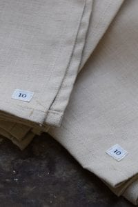The Stitch Society Table Linen in Natural