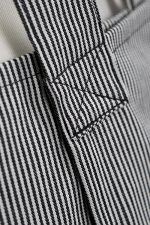 Stripe Susie Pinafore Apron Back Detail sq