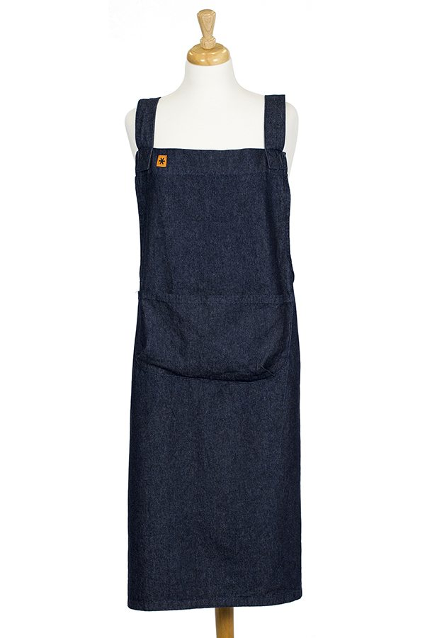 Denim Susie Pinafore Apron