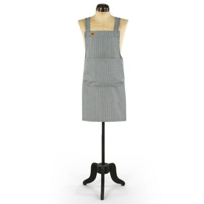 STRIPE GRACE PINAFORE APRON