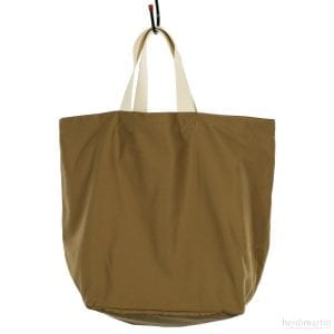 Cotton Tote Bag Khaki