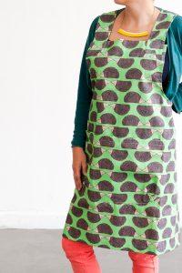 Printed Grace Artisan Workwear
