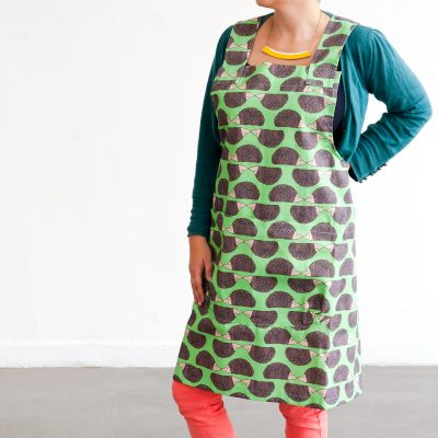 Printed Grace Artisan Workwear