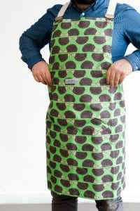 Hedgehog Dungaree Apron