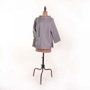 The Smock Blue Stripe