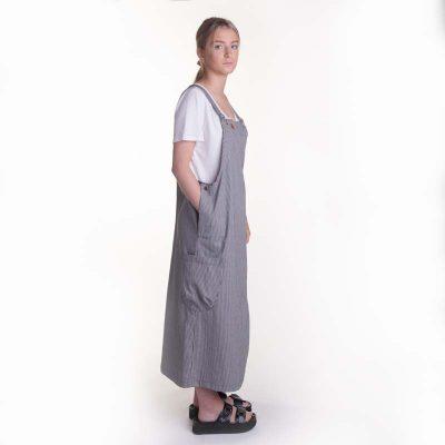 The Dress Blue Stripe