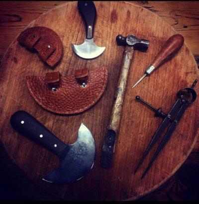 CE Leathergoods Tool Roll